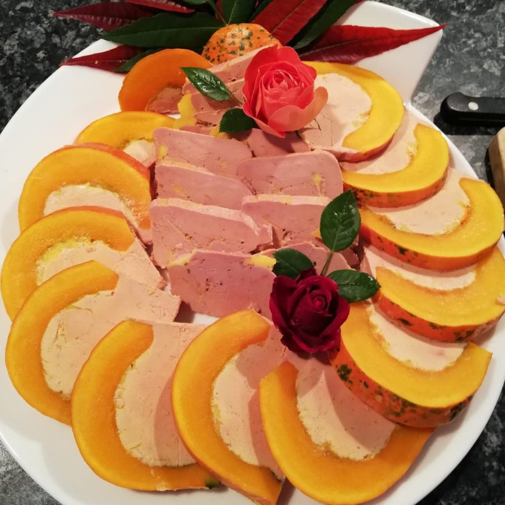 Image de foie gras de canard Un petit truc en plus